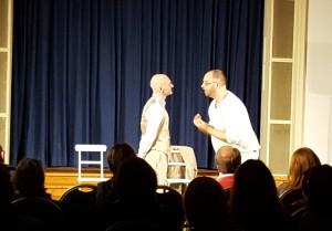 Theater: Tot - aber glücklich? Das Spiel des Lebens! @ Dinkelsbühl, Konzertsaal im Spitalhof | Dinkelsbühl | Bayern | Deutschland