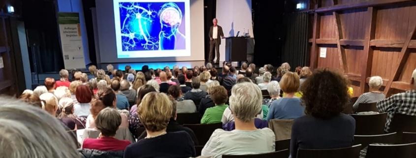 Vortrag DIAGNOSE KREBS – MIT OPTIMISMUS LEBEN VERÄNDERN!