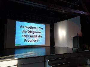 Vortrag: Diagnose Krebs – Mit Optimismus Leben verändern! – Heilungschancen nutzen statt Ende beschließen! @ 50933 Köln, Aachener Str. 340 - 346, Selbsthilfegruppe für Kopf-Hals-Mund-Krebs, Seminarraum des Kölner Dysphagiezentrum Reha & Wissen | Marnach | Diekirch | Luxemburg