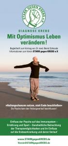 Vortrag: Diagnose Krebs – Mit Optimismus Leben verändern! – Heilungschancen nutzen statt Ende beschließen! @ 53474 Bad Neuenahr Dahlienweg 3-5 Krankenhaus Maria Hilf | Marnach | Diekirch | Luxemburg